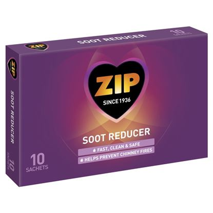 Picture of Zip Soot Reducer 10 Sachets