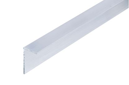 Picture of Alfer Combitech Angle SAA SC 23.5 x 43.5mm x 1m Raw Aluminium