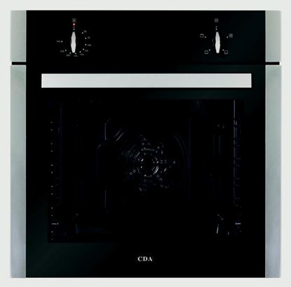 Picture of CDA Four Function Electric Fan Oven Stainless Steel