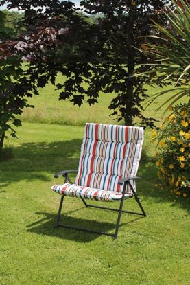 Picture of Culcita 2 Position Padded Folding Chair