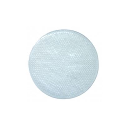 Picture of Blue Canyon Quadrant Bath Mat White