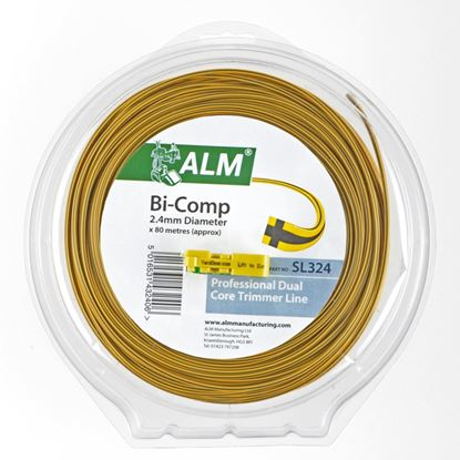 Picture of ALM Bi-Component Trimmer Line 80m