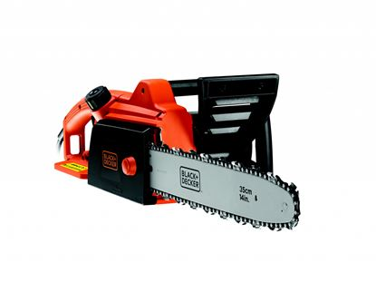 Picture of Black  Decker Corded Chainsaw 35cm 1800w