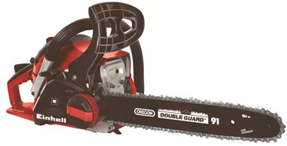 Picture of Einhell Petrol Chainsaw with Toolless Chain Tensioning 41cc 1.5kw 11000 1min