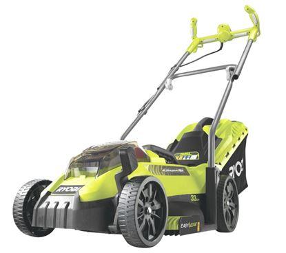 Picture of Ryobi ONE Lawnmower-ZERO TOOL