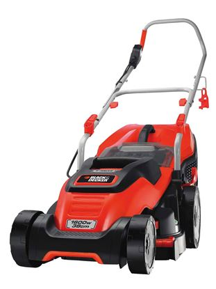 Picture of Black  Decker 1600w Rotary Mower 38cm