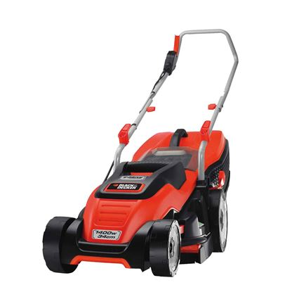 Picture of BlackDecker 1400w Rotary Mower 34cm