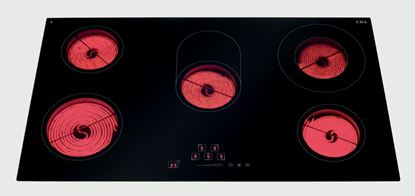 Picture of CDA 5 Zone Ceramic Hob 90cm