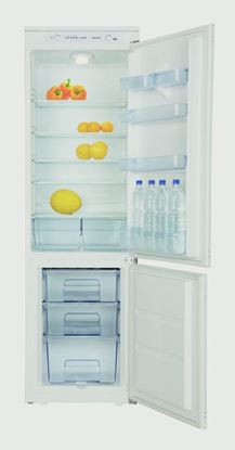 Picture of CDA Integrated Fridge Freezer 60cm 7030