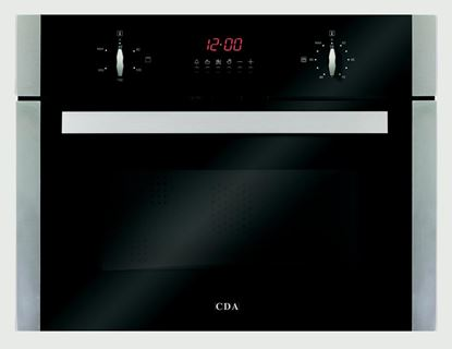 Picture of CDA Steam  Grill Single Oven Stainless Steel