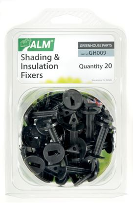Picture of ALM Shading  Insulation Fixers Pack of 20