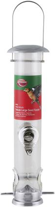 Picture of Ambassador Wild Birds Deluxe Large Seed Feeder