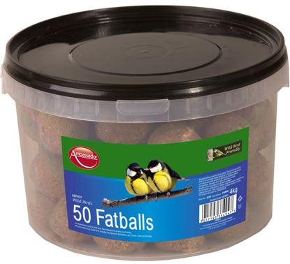 Picture of Ambassador Fat Balls 50 Pack