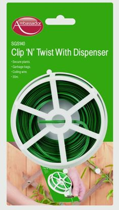 Picture of Ambassador Clip n Twist with Dispenser 30 metre
