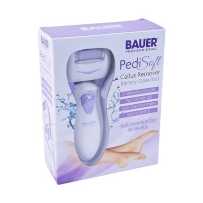 Picture of Bauer Pedisoft Callus Remover Battery operated