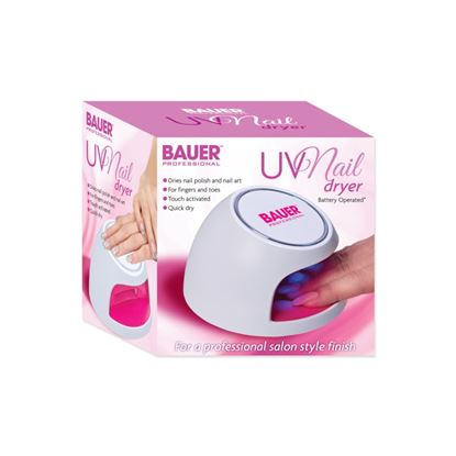 Picture of Bauer UV Nail Dryer Battery operated