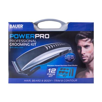 Picture of Bauer Power Pro - Professional grooming kit Carry Case