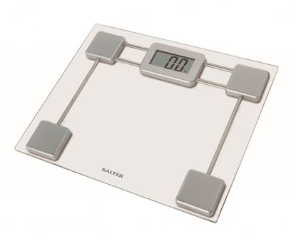 Picture of Salter Compact Glass Electronic Bathroom Scale