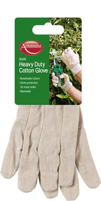 Picture of Ambassador Heavy Duty Cotton Glove