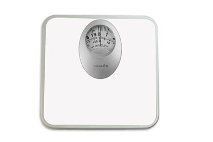 Picture of Terraillon Mechanical Bathroom Scale With Mag Disp White 120kg