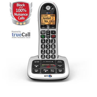 Picture of BT Single Dect Phone BT4600