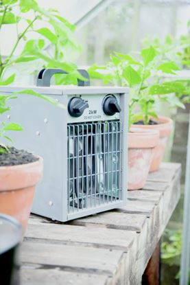 Picture of Apollo Electric Greenhouse Heater