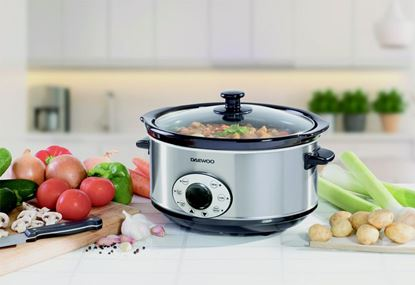 Picture of Daewoo Digital Slow Cooker 4.5L
