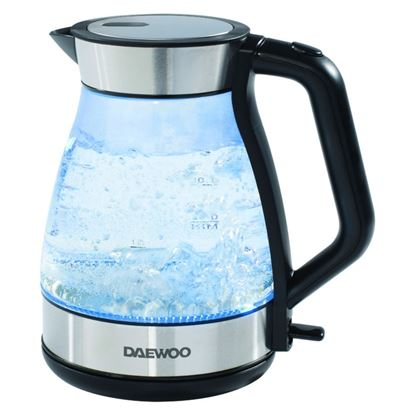 Picture of Daewoo 1.7L Glass Kettle 3000w