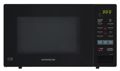 Picture of Daewoo Digital Microwave Oven Black 26L 900w