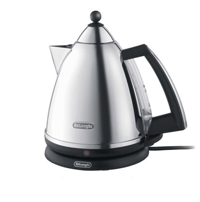 Picture of DeLonghi Argento Stainless Steel Kettle 3000w