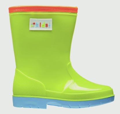 Picture of Briers Kids Bright Boot Size 12