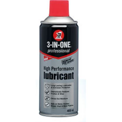 Picture of 3-IN-ONE High Performance Lubricant 400ml