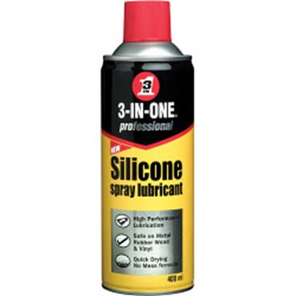Picture of 3-IN-ONE Silicone Spray 400ml