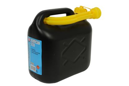 Picture of All Ride Jerry Can 5L Black