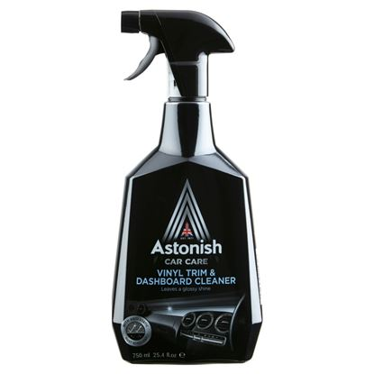 Picture of Astonish Vinyl Trim Dashboard Cleaner 750ml