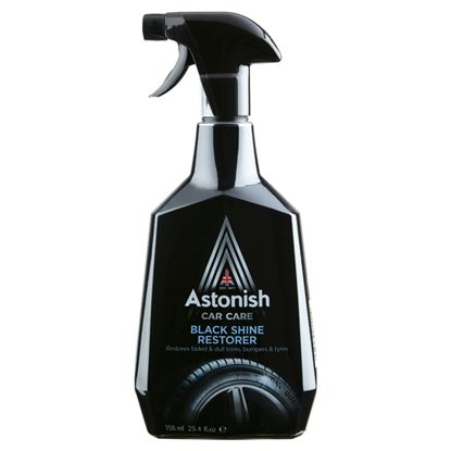Picture of Astonish Black Shine Restorer 750ml