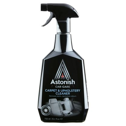 Picture of Astonish Carpet  Upholstery Cleaner 750ml