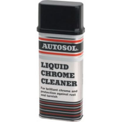 Picture of Autosol Liquid Chrome Cleaner 250g