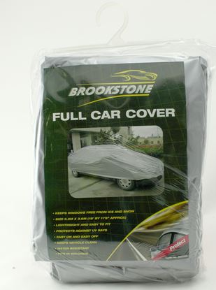 Picture of Brookstone Protect Full Car Cover
