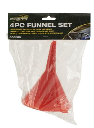 Picture of Brookstone Drive Funnel Set 4 Piece