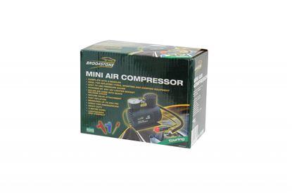 Picture of Brookstone Mini Air Compressor 250PSI