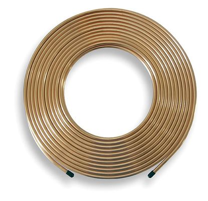 Picture of Copper Pipe Coil 10mx10mm