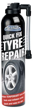 Picture of Car Pride Quick Fix Tyre Repair 300ml