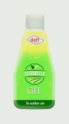 Picture of Doff Citronella Fragranced Gel Crystals 450g