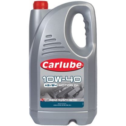 Picture of Carlube 10W-40 SSynth 5L
