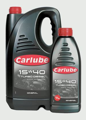 Picture of Carlube 15W-40 Semi Syntheic Oil 1L