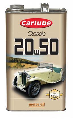Picture of Carlube 20W-50 Classic Oil 4.55L