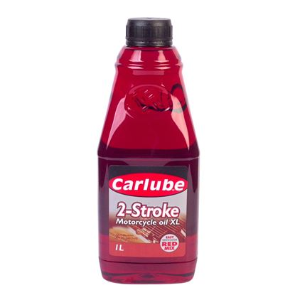 Picture of Carlube 2-Stroke Mineral Motorcycle Oil 1L