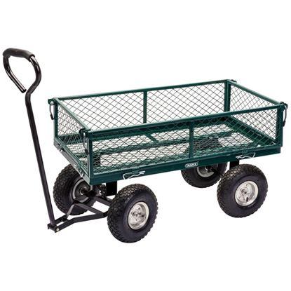 Picture of Draper Steel Mesh Gardeners Cart