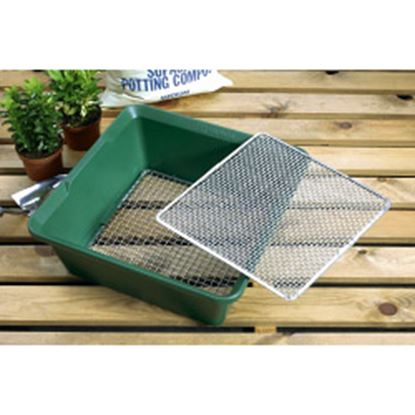 Picture of Garland 2 in 1 Sieve Green